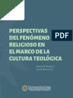 Perspectivas Del Fenómeno Religioso