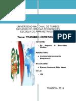 Tratados de Libre Comercio Perú