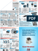 Acelerometros Piezoelectricos