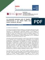 Informe Economia Peru Junio 2016