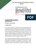 Recomendación 2VG/2014