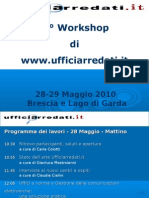 Brescia 28 Maggio Lago di Garda 29 Maggio:riunione Ufficiarredati.it