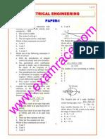 IES Electrical Engineering Paper 1 2003
