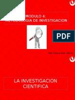 Clase Modulo 4 PTPA Metodologia