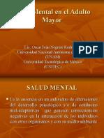 Salud Mental en El Adulto Mayor