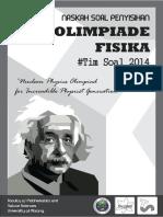 Olimpiade Fisika UM Penyisihan SMP 2014