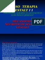 2.1. Mecanismos Neuroticos