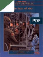 WEG40060 - The New Republic - Twin Stars of Kira
