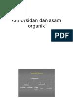 Antioksidan Dan Asam Organik Jannah