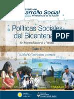 Políticas Sociales Del Bicentenario II