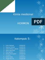 Ppt Kimia Medisinal Hormon