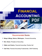 Financial Accounting 1st Lecture