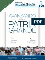 Avanzando Hacia La Patria Grande. Cumbre Mercosur 2012. Argentina1