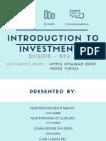 Investment Slides