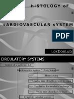 CVS K2 HS Histology of Cardiovascular System