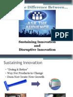 Disruptive Technology Presentation