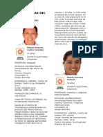 Congresistas Del Peru 2016