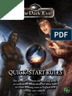 The Dark Eye Quickstart