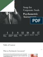 PsychometriceBook India