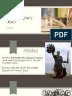 The Gorgon's Head Character