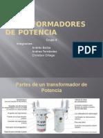 Transformadores de Potencia Presentación