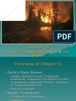 Lecture - Chapter 6 - World Biomes