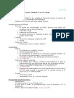 Repaso General Proceso Penal (Resumen)