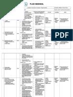 Planificación Semanal 01-3ro
