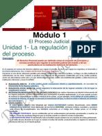 Derecho Procesal Teoria Gral. Del Proceso Completo Con Prácticos, Clases y Cuestionarios