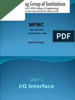MPMC unit-3