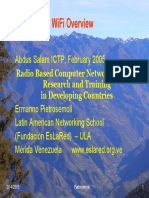 WiFi Overview 2005