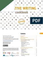 Creative Writing Cookbook