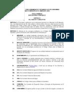 Reglamento de Fraccionamientos Condominio Queretaro