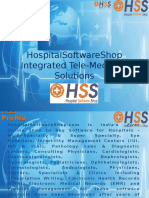 HSS Integrated Telemedicine Solutions