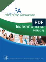 Trichomoniasis Fact Sheet