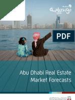Abu Dhabi Real Estate Market Forecasts