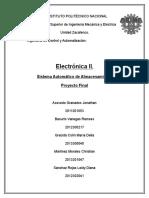 Practica 3 Electronica