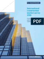 International Construction Market Survey 2016