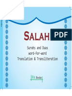 Salah Translation