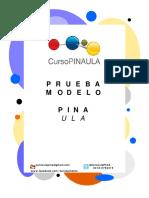 Prueba Modelo CIENCIAS (2003)