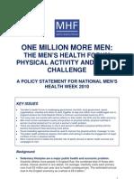 One Million More Men