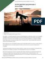 """""""Fracking""""_ La Extracción Petrolera Que Preocupa a Ecologistas y Se Acerca a Chile - Diario y Radio Uchile"""