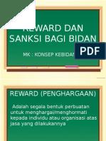 Reward Dan Sanksi Bagi Bidan