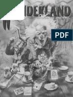 Wonderland Manual