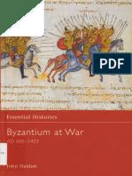 Osprey - Essential Histories - Byzantium at War AD 600-1453