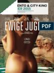 Programmzeitung für Moviemento & City-Kino November 2015