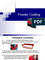 Powder Coating 1210