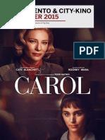 Programmzeitung für Moviemento & City-Kino Dezember 2015