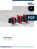 01 Catalogue Cable Entries