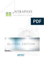 Entrapass Global Edition v603 Rm Lt En